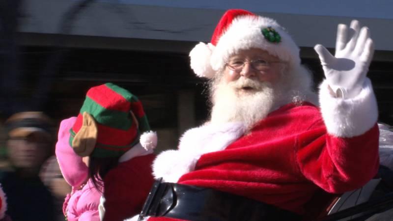 Olde Golden Christmas Parades @ Downtown Golden