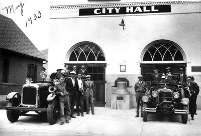 1933 Central Station