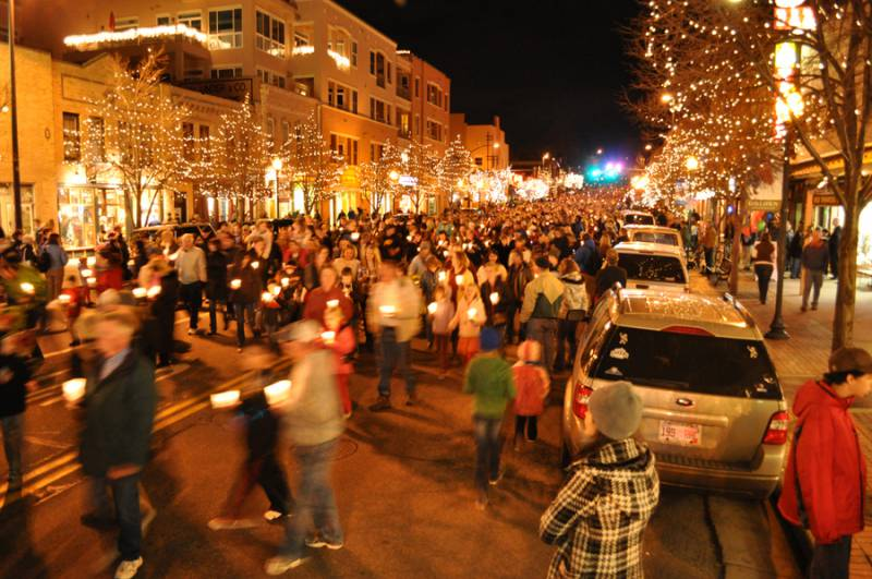 Candlelight Walk 2018 @ Foothills Art Center | Golden | Colorado | United States