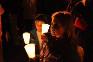 Candlelight Walk 2016 @ Foothills Art Center | Golden | Colorado | United States