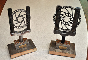 2013 Sustainability Award Trophies