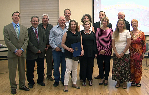 2015 Mayor's Award Winners