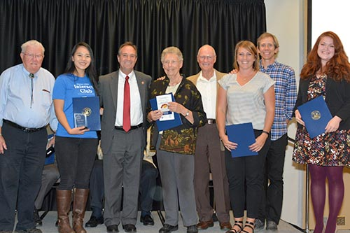 2016 Mayor's Awards Winners