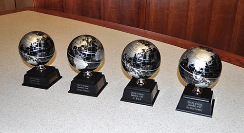 2016 Sustainability Trophies