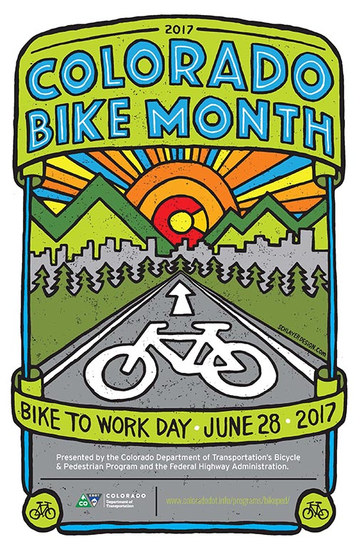 Colorado Bike to Work Day