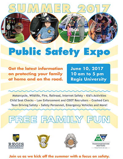 Public Safety Expo @ Regis University