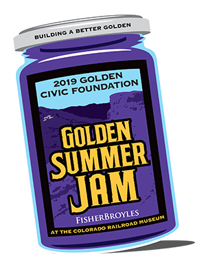 3rd Annual Golden Summer Jam @ Colorado Railroad Museum