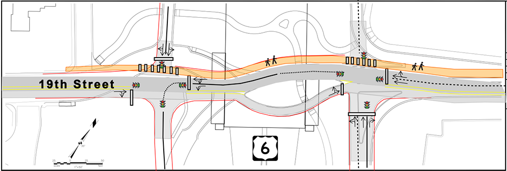 Phase 3 Linking Lookout Traffic Pattern
