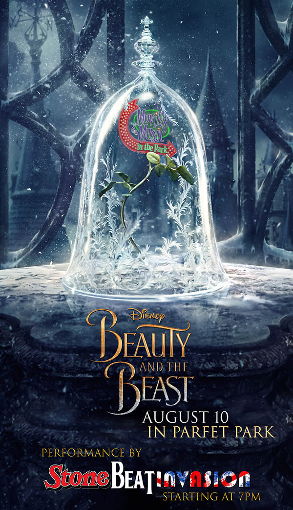 Beauty and the Beast with music by The StoneBeat Invasion