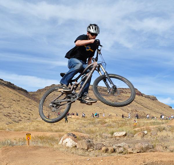 Bike Skills Park