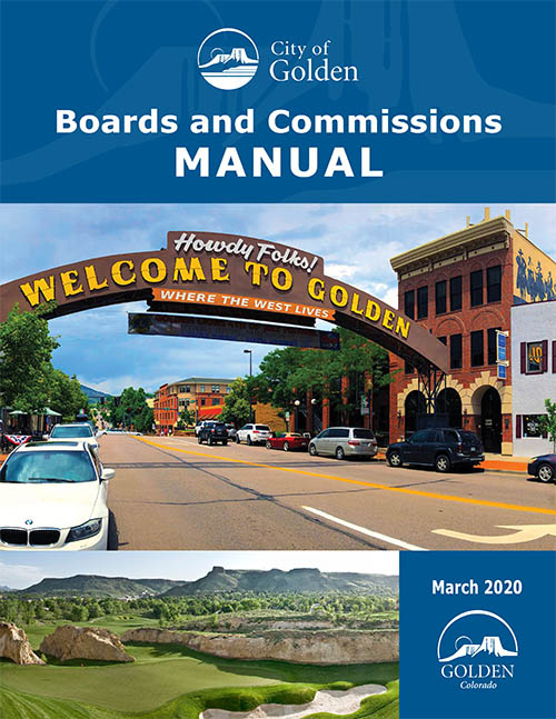 Boards and Commissions Manual