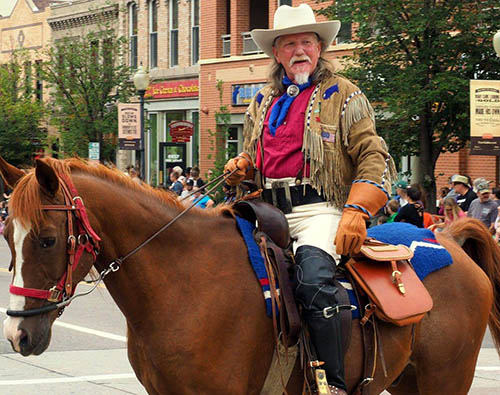 Buffalo Bill Days 2019