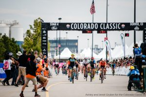 Colorado Classic Finish Line