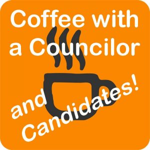 Coffee with a Councilor and Candidates