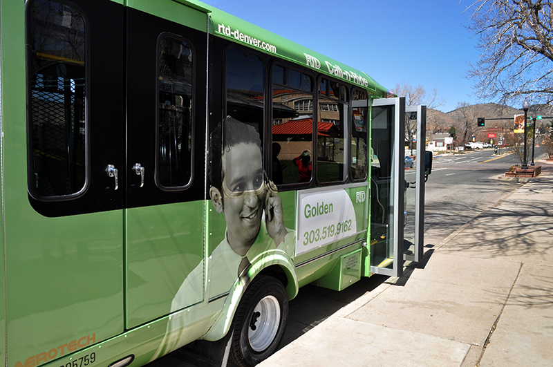 Community Call-n-Ride Bus