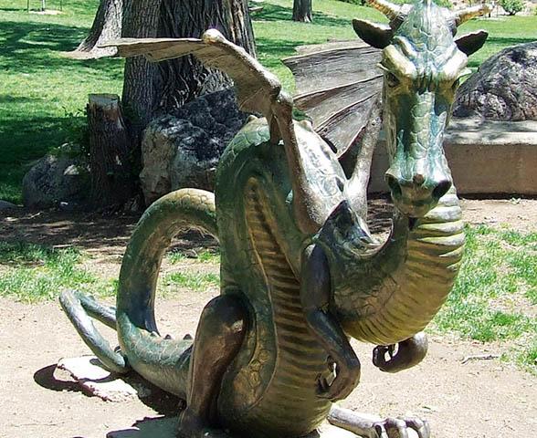 Cameron's Dragon