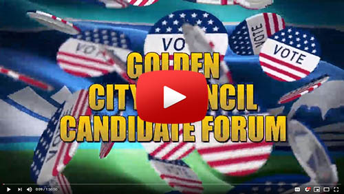 Candidate Forum video