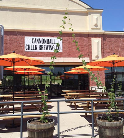 Craft Beer with a Councilor @ Cannonball Creek Brewing Company