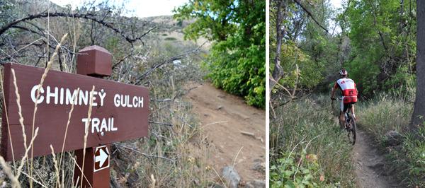 Chimney Gulch Trail
