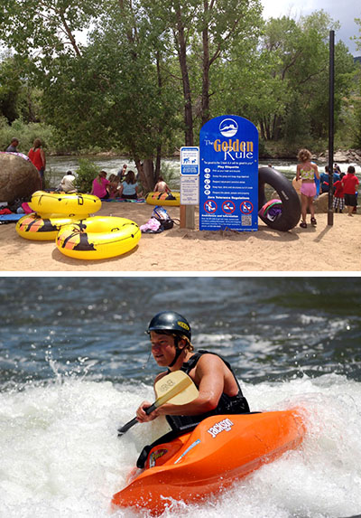 Clear Creek Visitor Information | City of Golden, Colorado