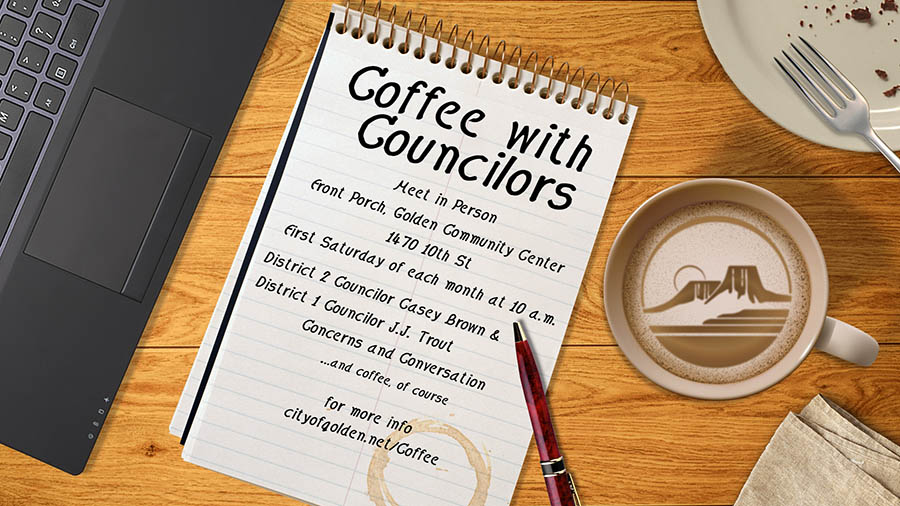 Coffee with Councilors