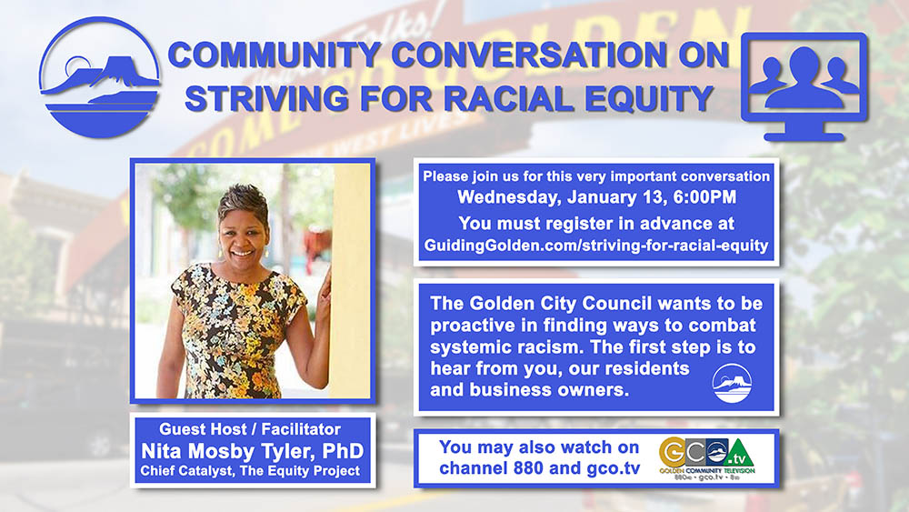 Community Conversation on Racial Equity
