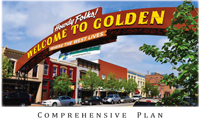 City of Golden Comprehensive Plan
