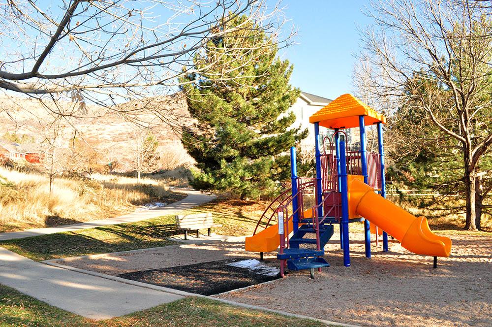 Cressman Gulch Park playground