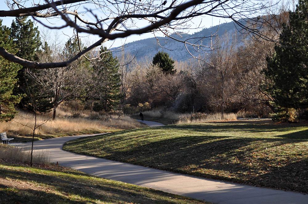 Cressman Gulch Park trails