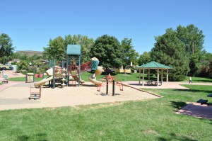 Playground at Southridge Park