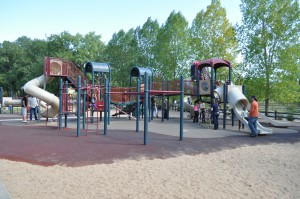 Lions Park playground