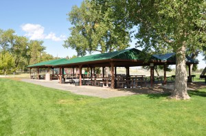 Pavilions at Tony Grampsas