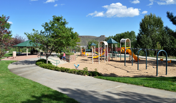 White Ash Mine Park Playground
