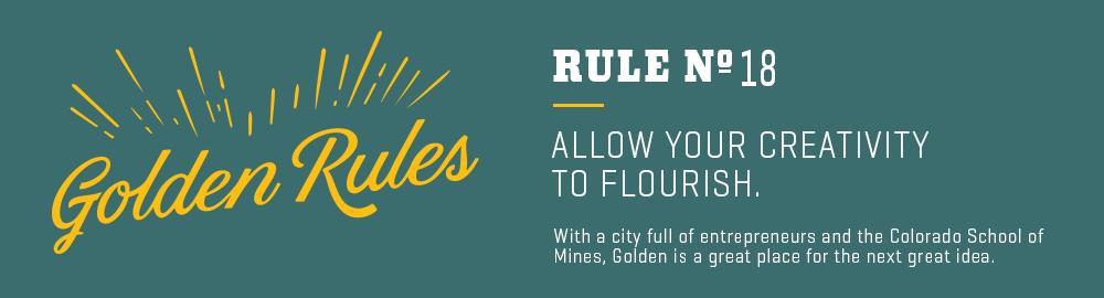 Economic Development Golden Rule