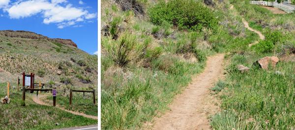 Fairmount Trail