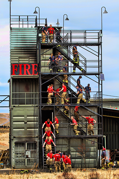 GFD Training Tower