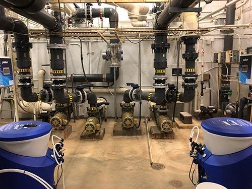GCC Pump Room