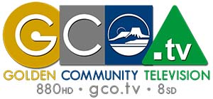 GCO.tv logo at 880HD