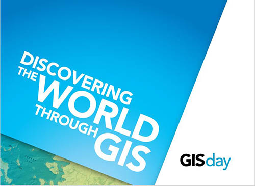 International GIS Day @ Golden Public Parks