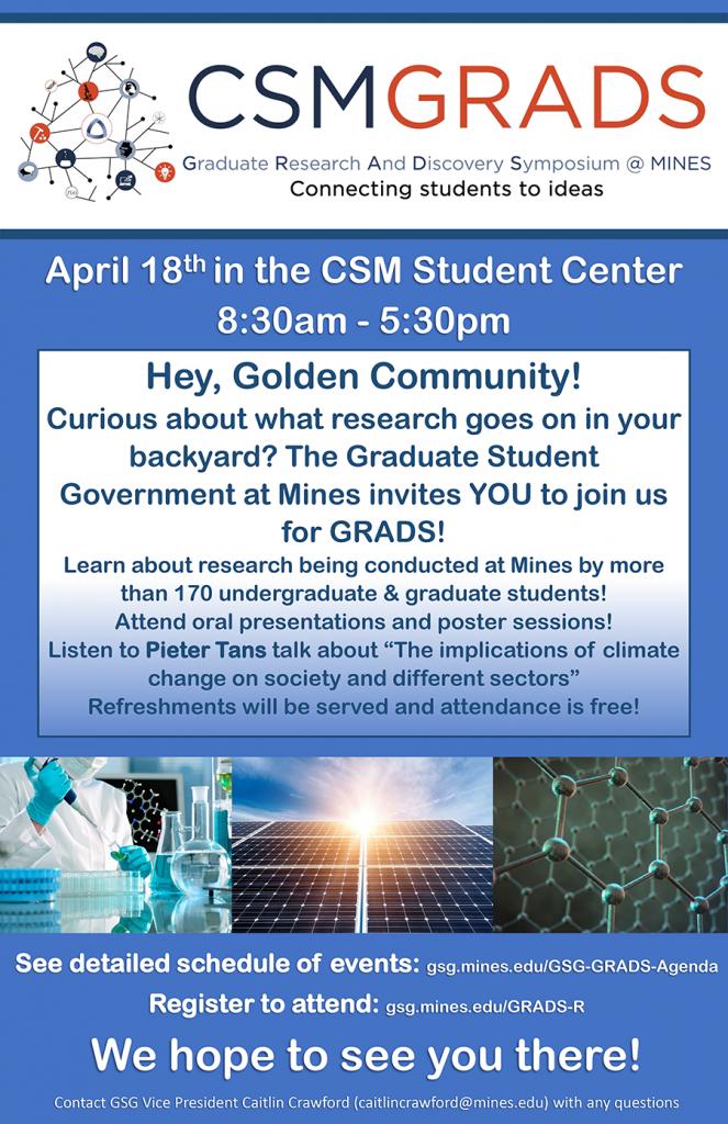 CSM GRADS @ CSM Student Center