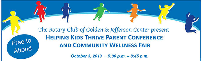 Golden Helping Kids Thrive Parent Conference