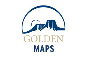 Golden Maps logo