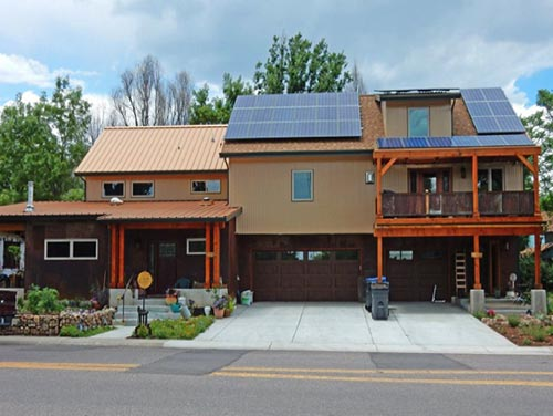 5th Annual Golden Tour of Solar and Sustainable Homes & Reception @ American Mountaineering Center