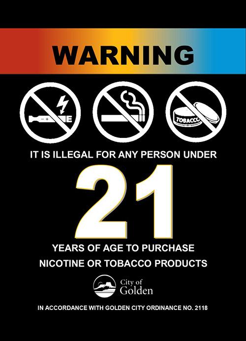 Golden T-21 Tobacco ONLY Retailer