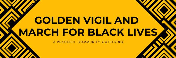 Golden Vigil and March for Black Lives @ Parfet Park | Golden | Colorado | United States