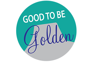 Good to be Golden logo