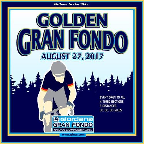 Golden Gran Fondo @ Parfet Park