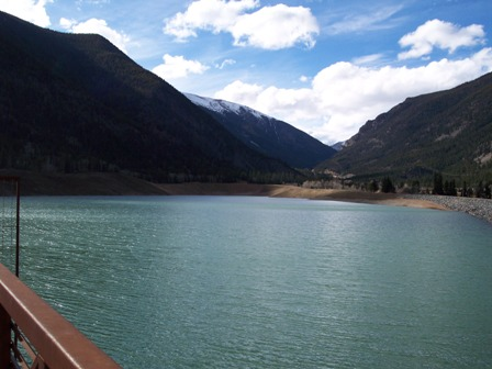 Guanella Reservoir
