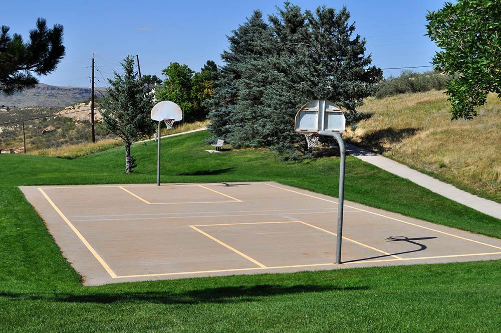 Heritage Dells Basketball Court
