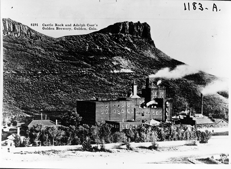 Golden History | City of Golden, Colorado Golden City Missouri